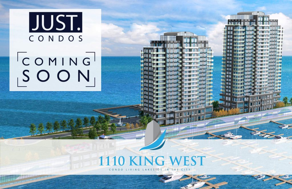 Just Condos Coming Soon 1110 King West