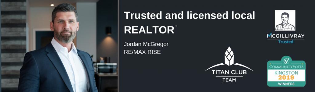 trusted local realtor jordan mcgregor