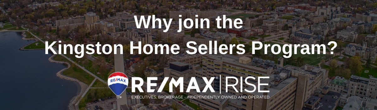 why join the kingston home sellers program